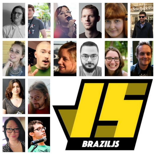 Brazil JS: O maior evento Javascript do universo!