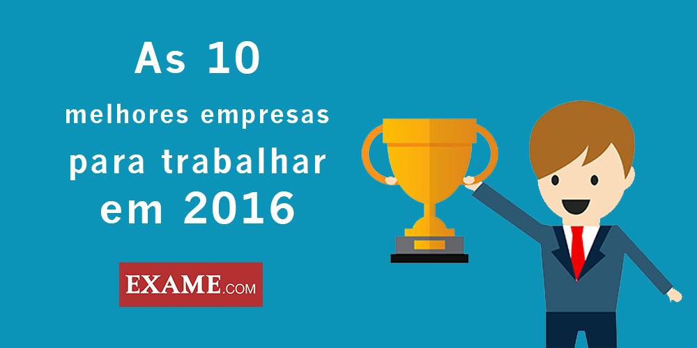 FCamara se destaca entre as melhores empresas de Tecnologia do Brasil!