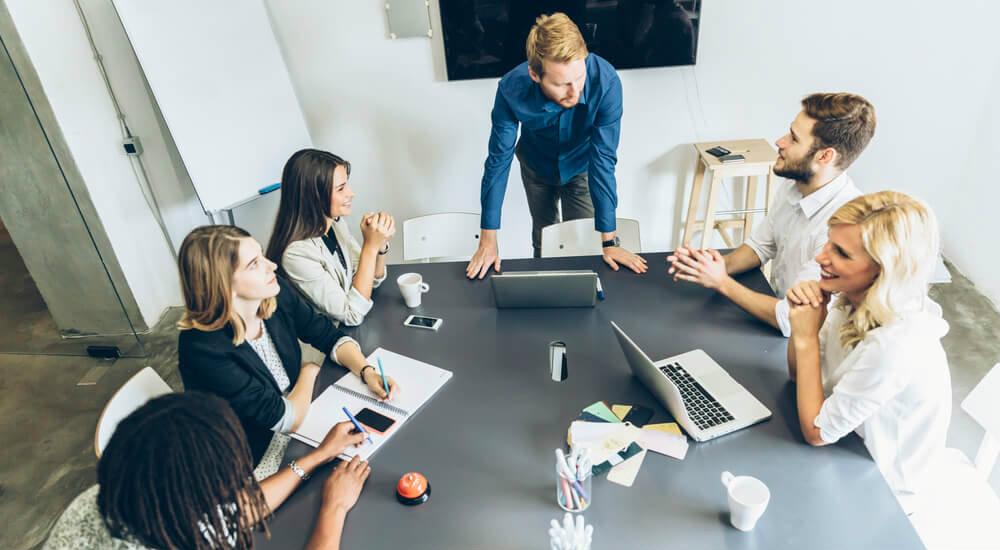 4 passos para transformar sua equipe em um high performance team