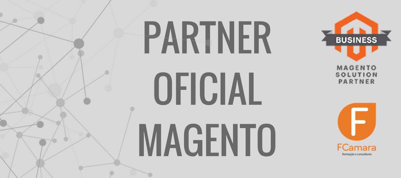 A FCamara é o mais novo parceiro oficial Magento