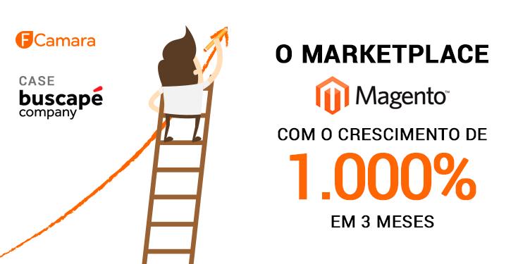 Case Buscapé Company: O marketplace Magento com o crescimento de 1.000% em 3 meses.