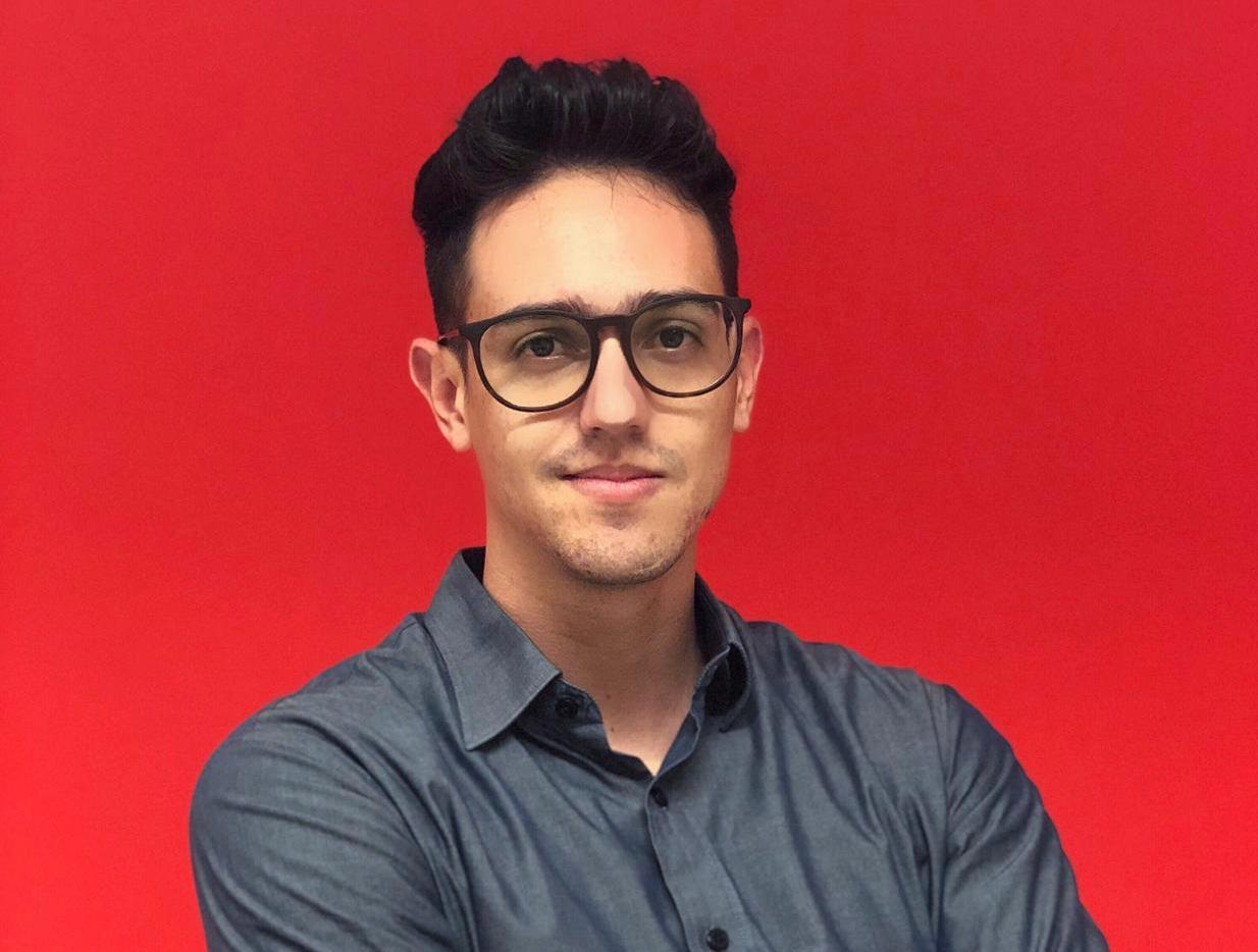 Líverton Oliveira: crescimento de carreira exponencial na FCamara