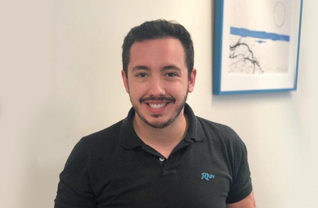 Caio Laurino, Head de Inovação & Negócios