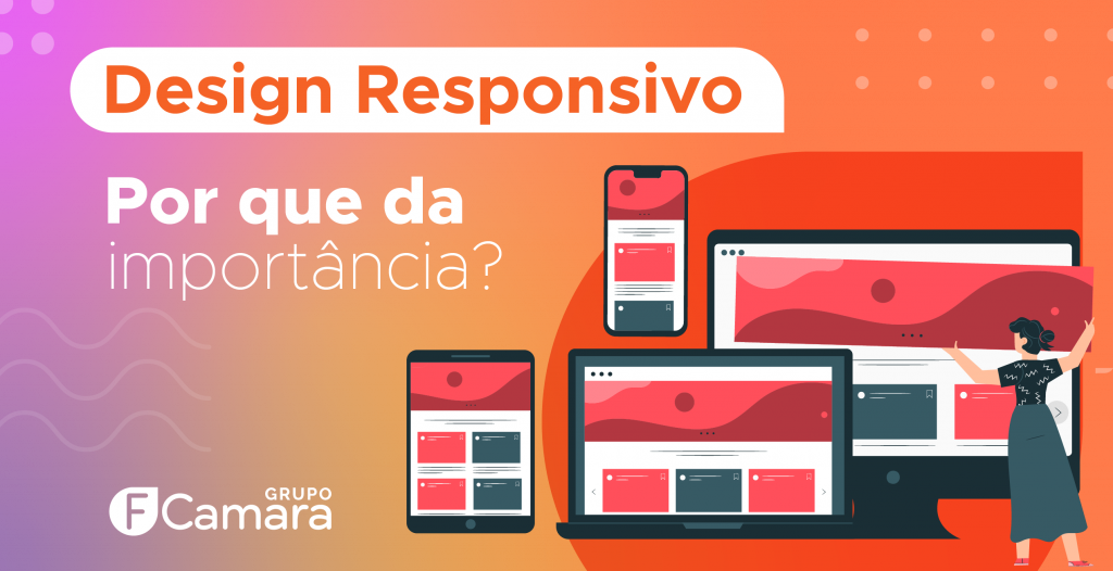 qual a importancia do design responsivo