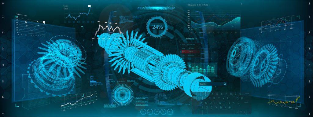 Processo de construção de um modelo digital
