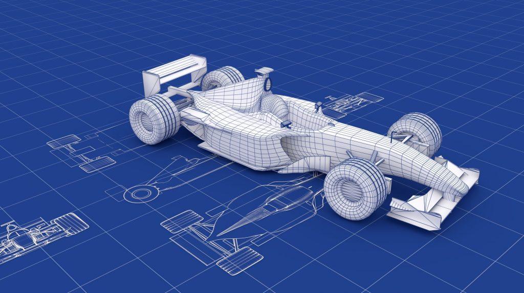 Prototipação rápida na F1