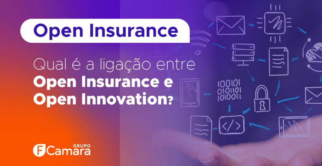 Qual é a ligação entre Open Insurance e Open Innovation