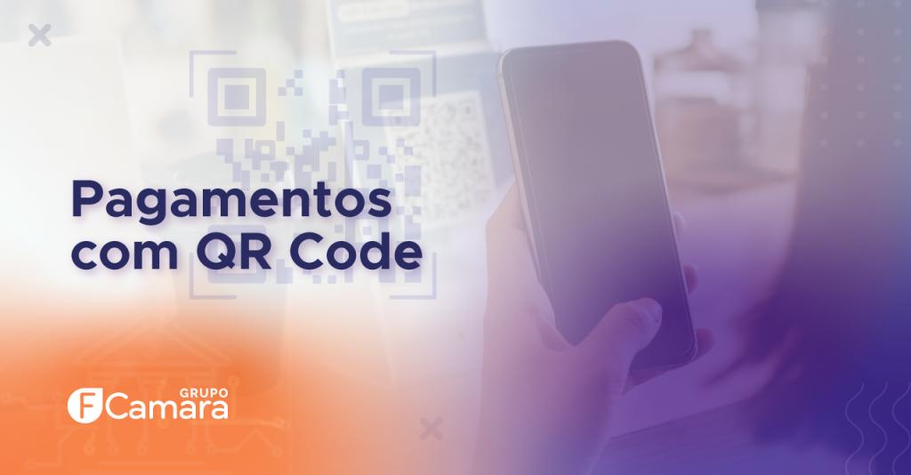 pagamentos com QR code